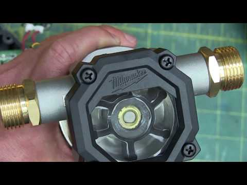 BOLTR: Milwaukee Pump | Box Specs vs. Shop Specs