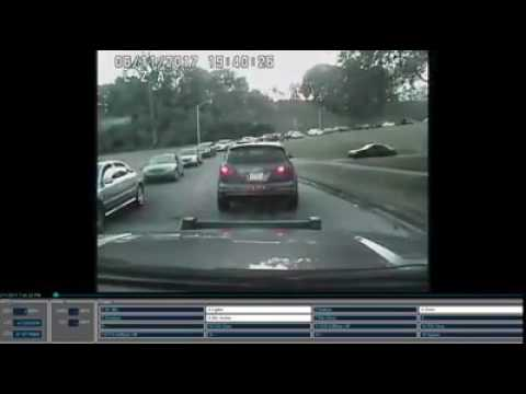 The Terry Williams dash cam video released by MCSO
