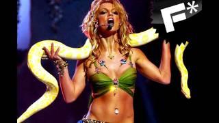 Britney Spears - Slave 4 U Raw Vocals