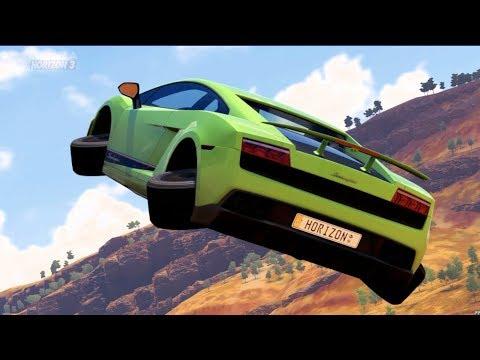 FH3 PC MODS - FLYING 46,000HP Lamborghini!! Prepare for TAKEOFF!!