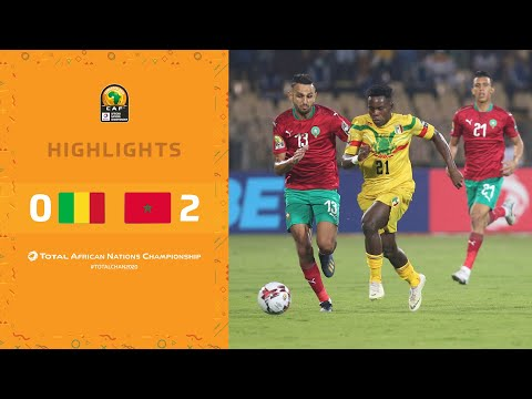 HIGHLIGHTS | Total CHAN 2020 | Final: Mali 0-2 Morocco