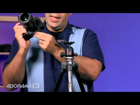 Manfrotto 294 Carbon Fiber Tripod: Product Review: Adorama Photography TV