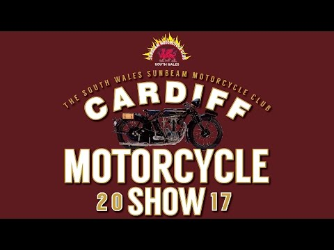 Cardiff Motorcycle Show 2017 - Part 1 - Hall 1 and Lobby