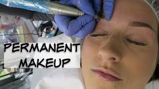 I got Permanent Makeup   Digital Microblading