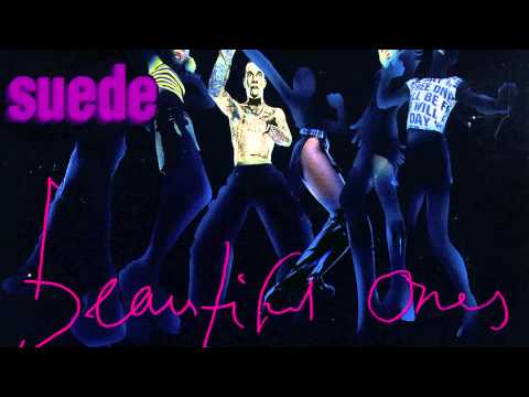 Suede - Beautiful Ones (Audio Only)
