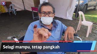 PRN Sabah: Selagi mampu, tetap pangkah
