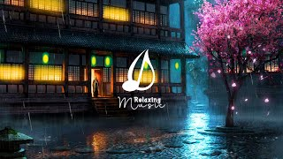 Soothing Piano Music with Rain Sound, Sleep Music   Relaxing Music (Relax 365)