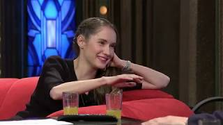 1. Eliška Křenková - Show Jana Krause 15. 5. 2019