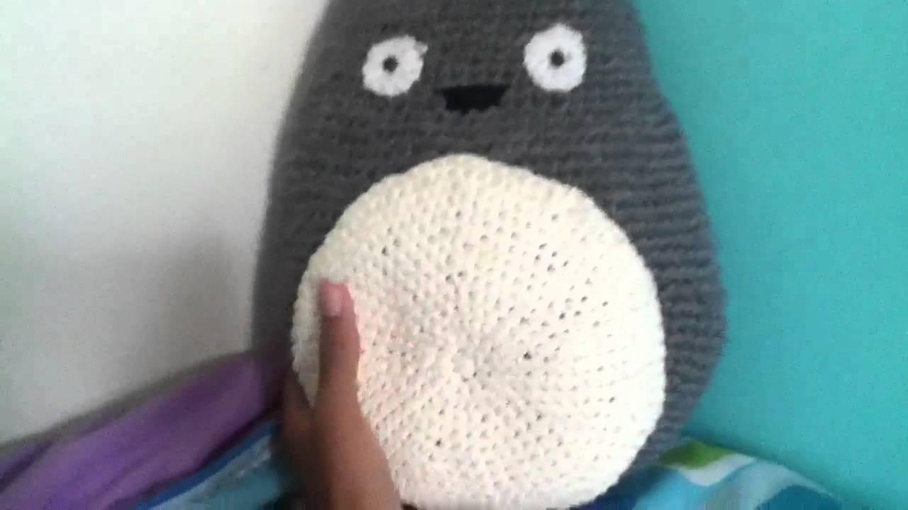 Amigurumi Totoro : Totoro amigurumi youtube