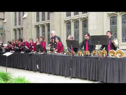 Surrey With The Fringe On Top (handbells)