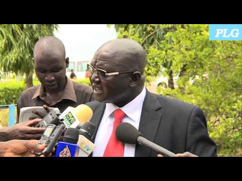 Defected Rebel SPLM:A In Opposition Joined the Government