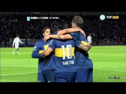 Defensa y Justicia 1 - 2 Boca Juniors - 4vos de Final Copa Argentina 2015