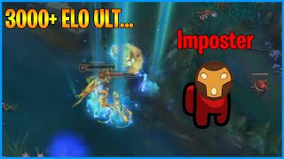 Imposter Bard High Level Ult...LoL Daily Moments Ep 1171