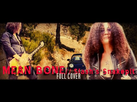 SLASH's SNAKEPIT – Mean Bone – Full Cover