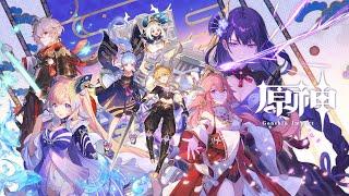 《原神 Genshin Impact》2.1版本預告   韶光撫月,天下人間