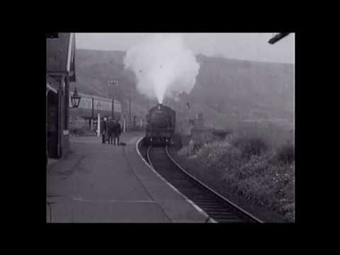 THE WHITBY - LOFTUS LINE AS IT WAS.