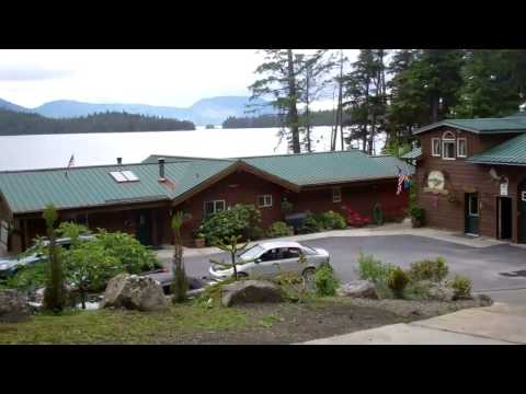 Alaska Salmon Fishing Lodge, Kingfisher Charters & Lodge, Craig Alaska, Prince Of Wales Island.