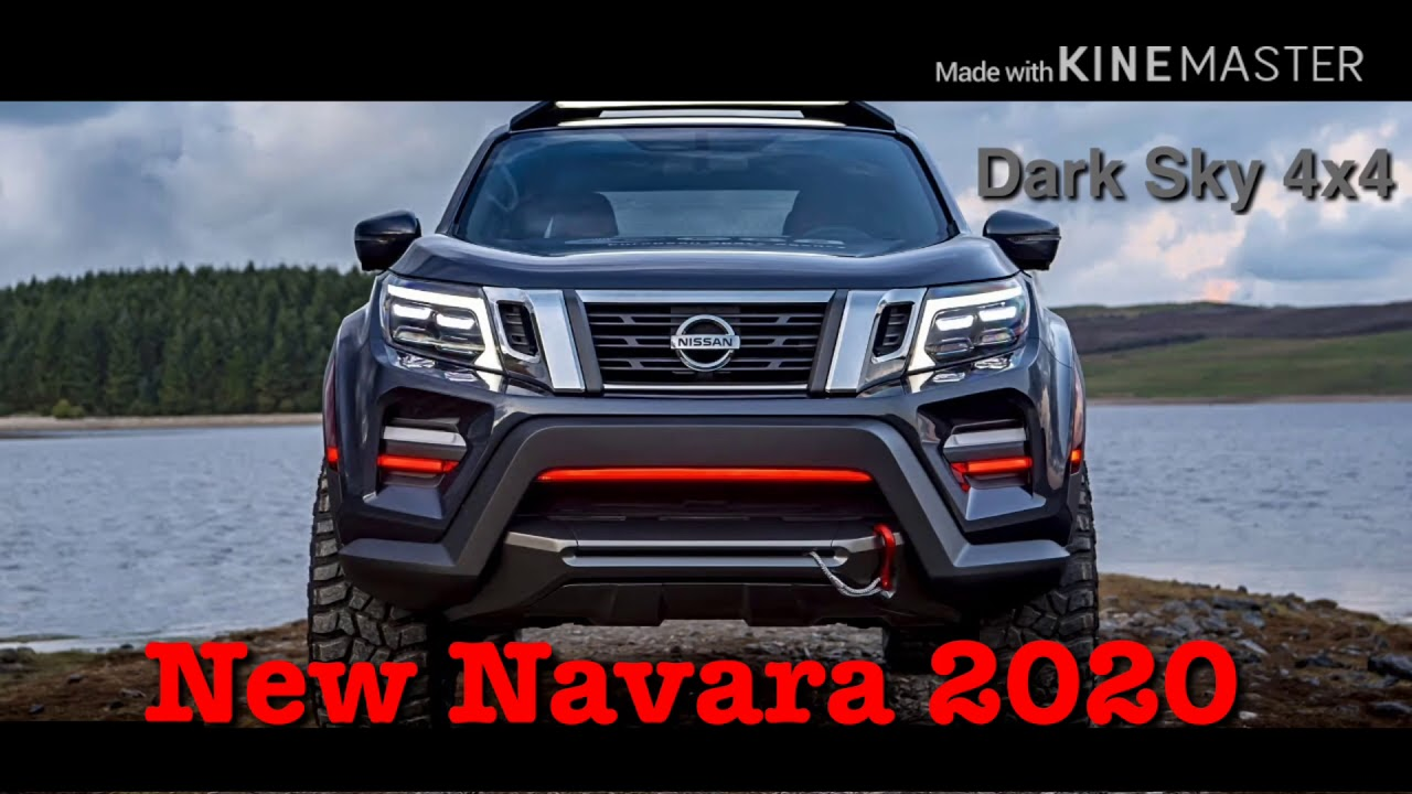 All New Nissan Navara 2020/ Navar 2020 Reviews/ Navar 2020 ...