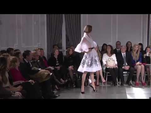 Défilé Dior haute couture, printemps-été 2012 - Madame Figaro
