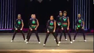 UCDC Junior Elites - Moving Line - 2016 CCA Showdown