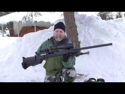 Savage Model 12 LRP/ 260 Remington: Overview & Accuracy Demo