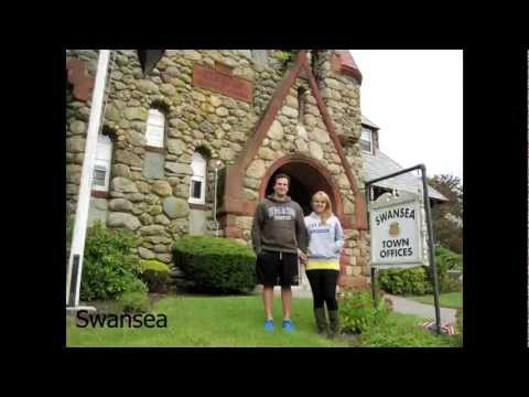 Visiting all 351 Towns in Massachusetts in One Minute