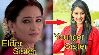 Top 25 Real Life Elder & Younger Sisters Of Hindi Television