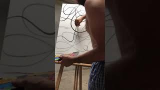 Chico Trabajando Making Of - Fernando Moreno Ruiz