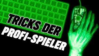 eSport Tricks - die von gewöhnlichen Gamern genutzt werden können!