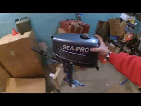 Моторы Sea Pro v lodkeru