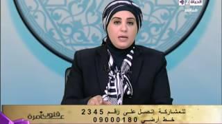 بالفيديو .. نادية عمارة توضح فضل صلاة الوتر