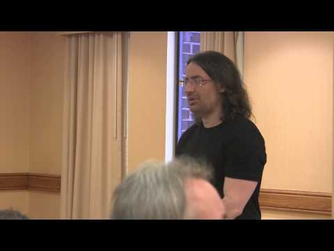 Jim Butcher at FaerieCon East 2013 on Writing Part 2 of 2