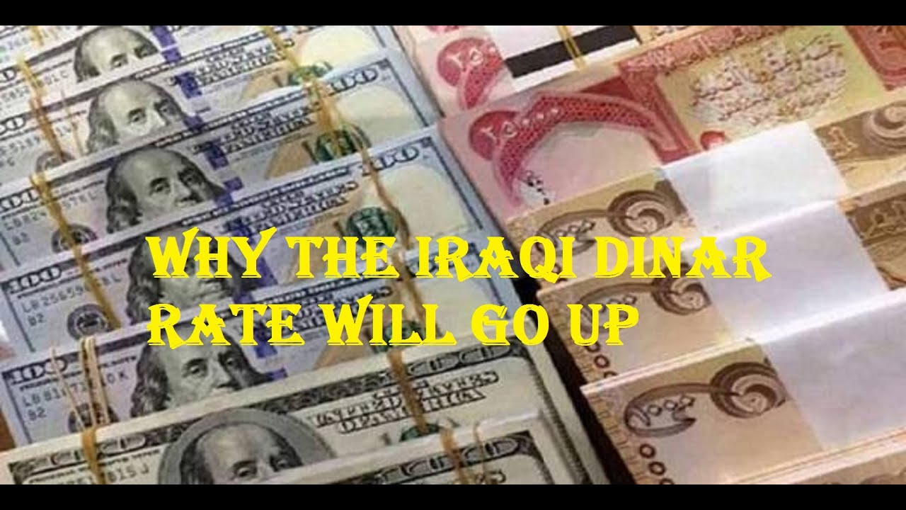 History Proves The Iraqi Dinar Rate