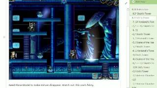 La Mulana: balancing the Scales. CRAZY PUZZLE