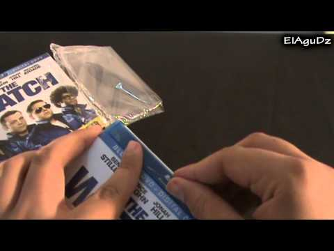 Unboxing The Watch (Los Amos del Barrio) Blu Ray + Dvd, Battlefield 3 Premium Ps3