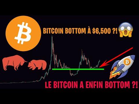 LE BITCOIN A ENFIN BOTTOM ?! - Analyse Crypto Bitcoin Altcoin Daily Brief FR - 25 Novembre 2019