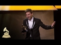 Flume Wins Best Dance/Electronic Album | Acceptance Speech | 59th GRAMMYs