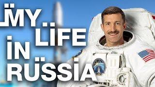 My life in Russia: An American NASA astronaut Daniel C. Burbank