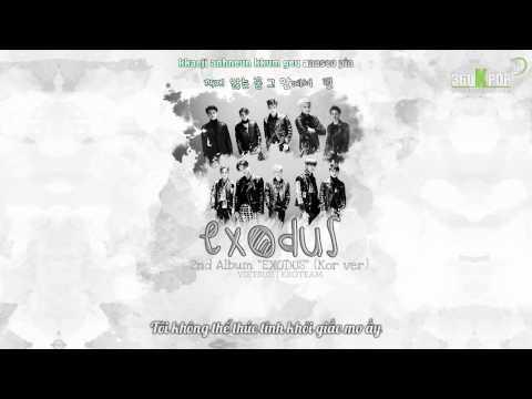 [Vietsub+Kara] EXO - EXODUS (Kor ver) [EXO Team]