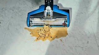 물걸레청소기 비쎌 크로스웨이브 후기 (청소업체 사용법)