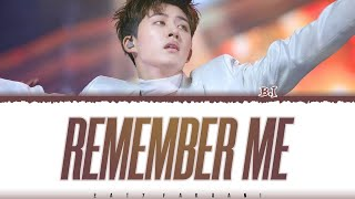 Download B.I (비아이) – 'REMEMBER ME' Lyrics [Color Coded_Han_Rom_Eng]
