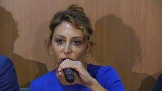 Paola Minaccioni coprotagonista del film Tutta Un'Altra Vita