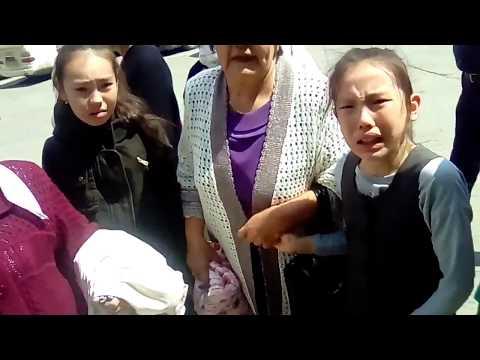 Потасовки после митинга в Горно-Алтайске