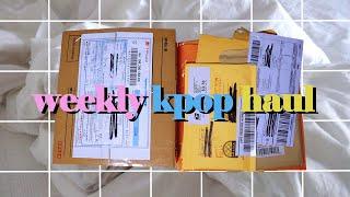 WEEKLY KPOP HAUL ☆ RBB Postcards, Smile Box, 4x6 Photosets