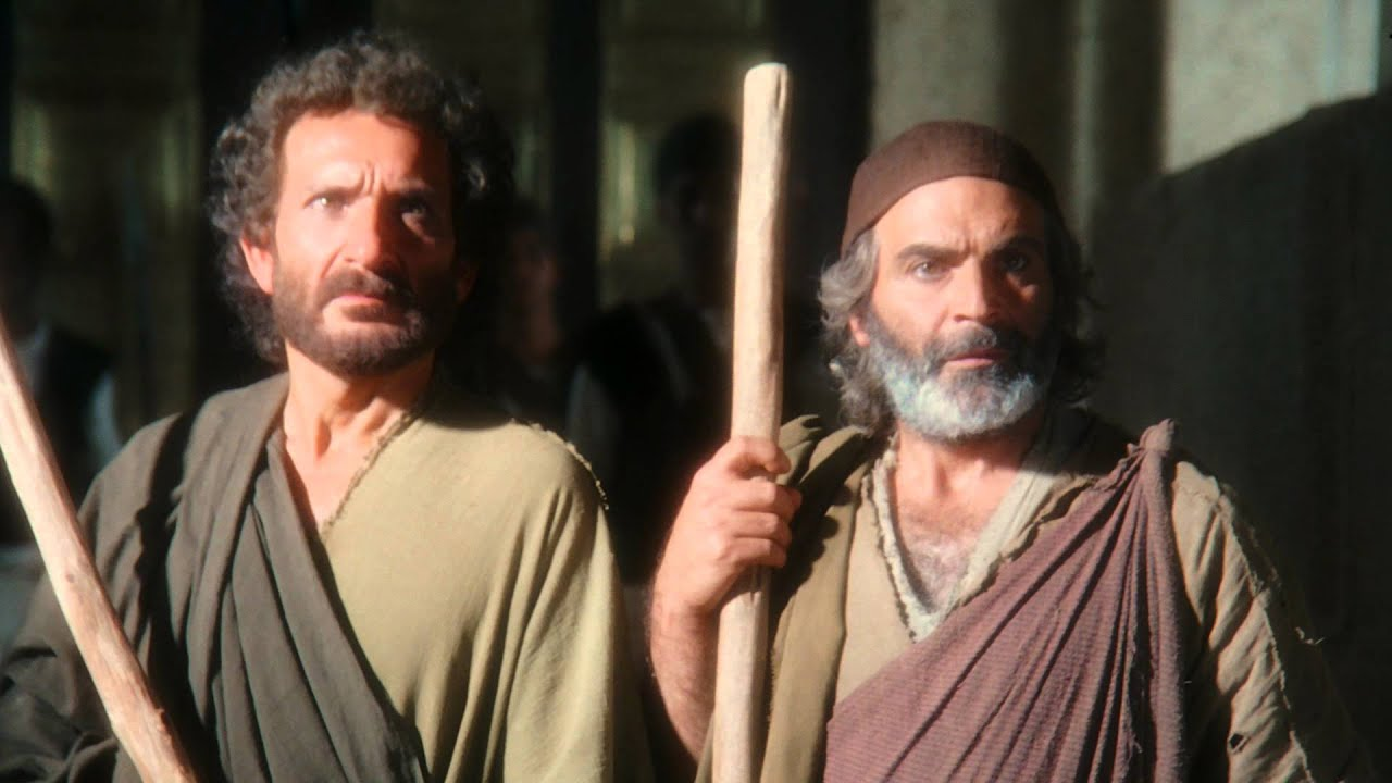 Moses Parts the Sea The Ten Commandments 6_10) Movie CLIP ...  Moses The Movie Youtube