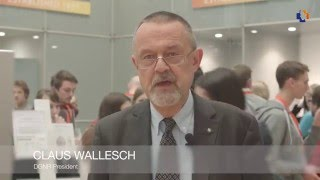 ECNR 2015: Interview with Claus Wallesch