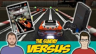 Sunday Versus - Grooverider Slot Car Racing PS2