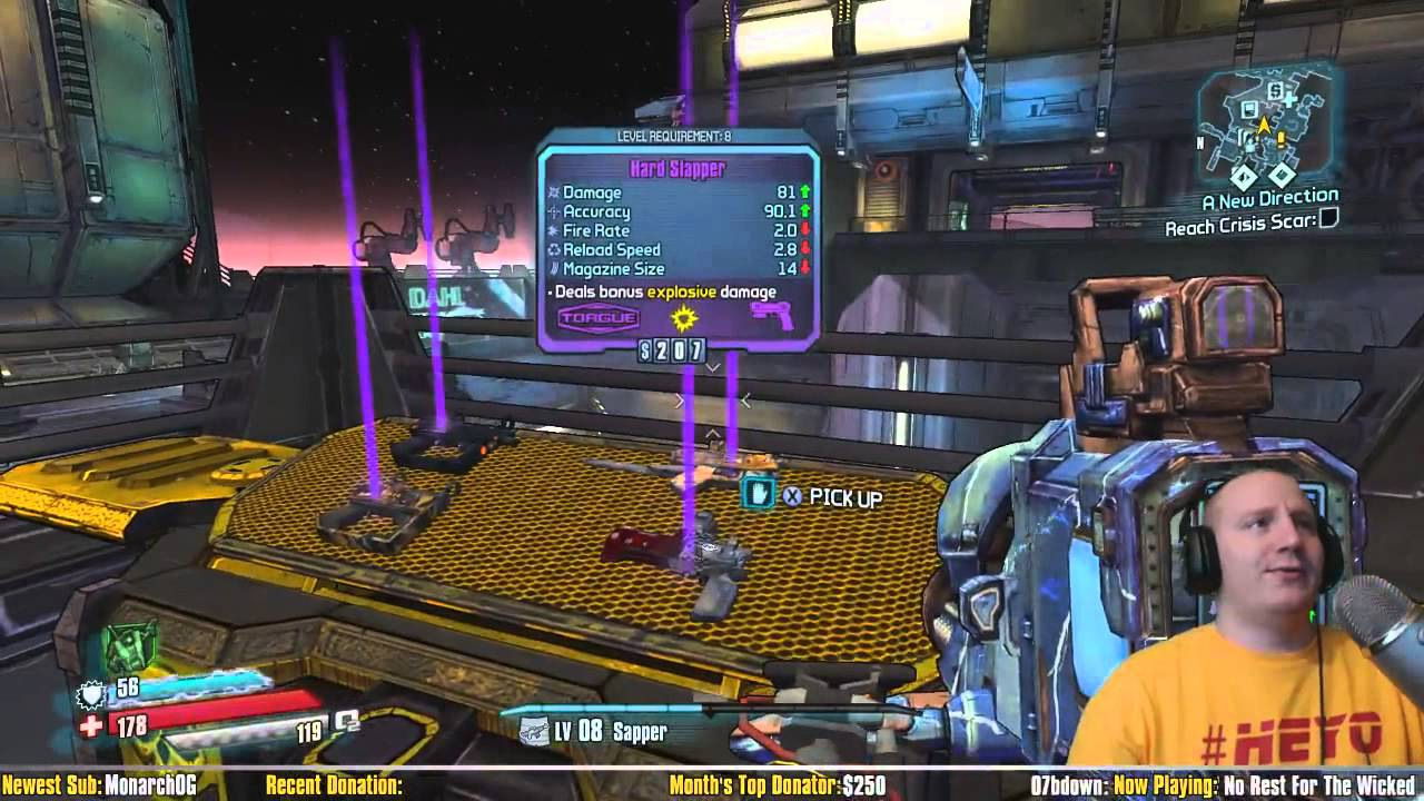 Borderlands The Pre-Sequel Opening The Golden Chest! SHiFT ... Borderlands The Pre Sequel Shift Codes