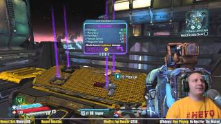Borderlands The Pre-Sequel Opening The Golden Chest! SHiFT Code Machine!