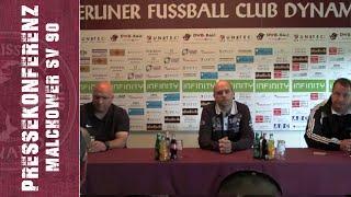 BFC DYNAMO - Malchower SV 90 (1:0) 7. Spieltag NOFV-Oberliga PK 28.09.2013